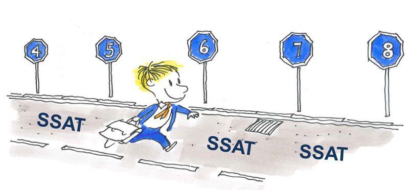 Học SSAT như thế nào