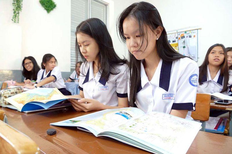 Chương trình và sách giáo khoa mới