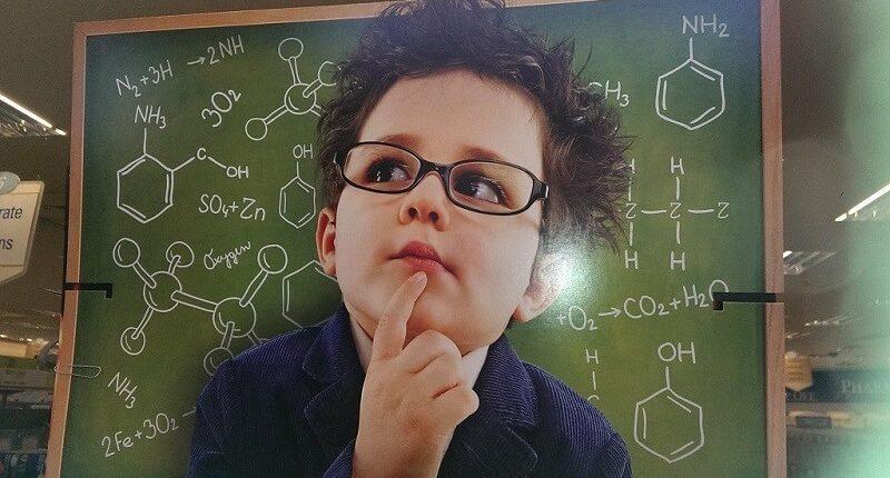 Hóa học bằng tiếng Anh
