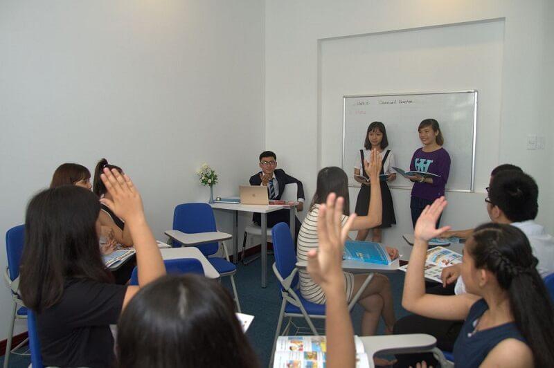 gia sư tiếng Anh cho học sinh trường quốc tế