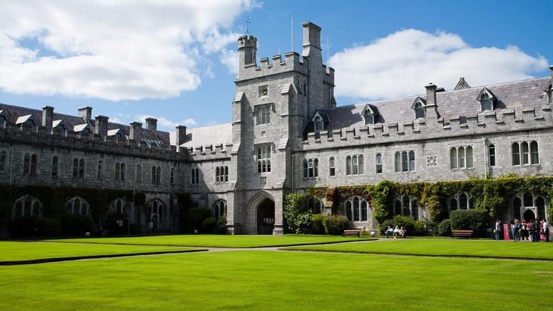 học bổng toàn phần Ireland