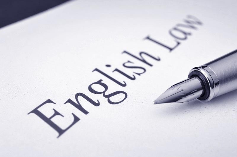 học tiếng Anh chuyên ngành luật