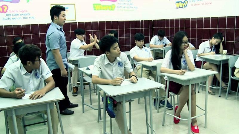 Học trường quốc tế-learn