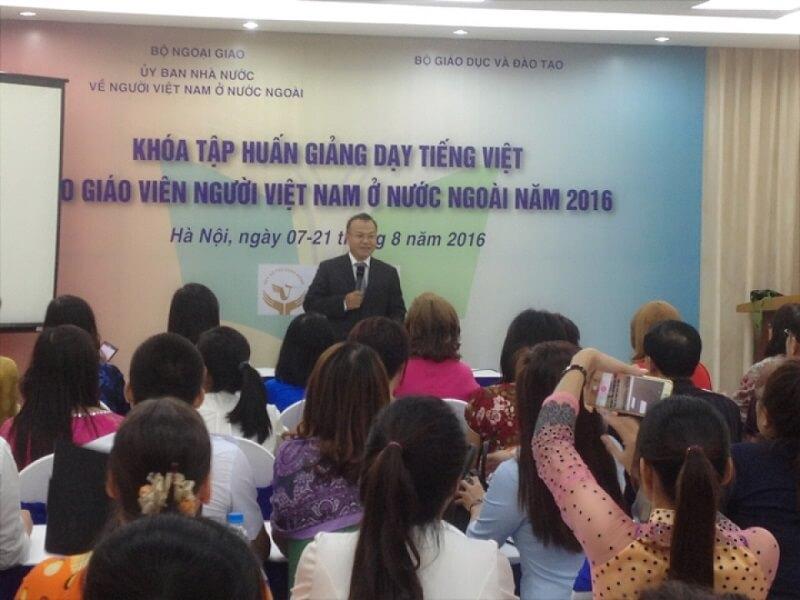 học tiếng Việt ở nước ngoài-news