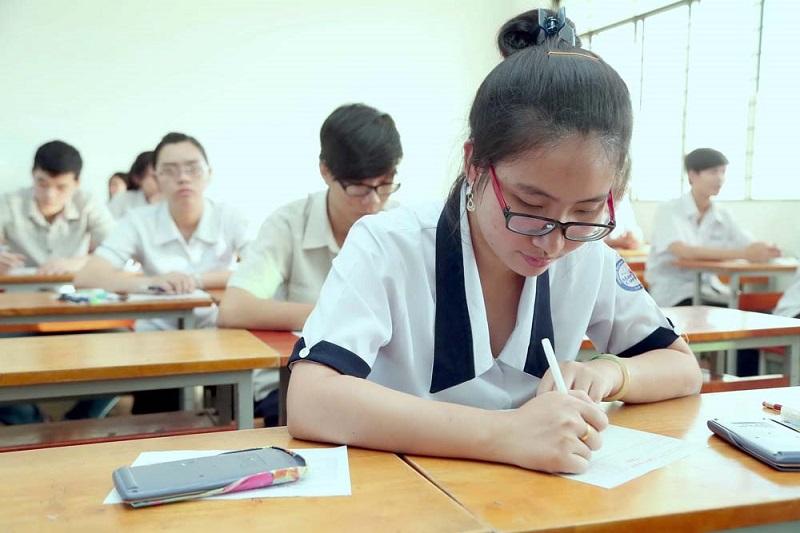 Đề thi THPT quốc gia 2018 exam