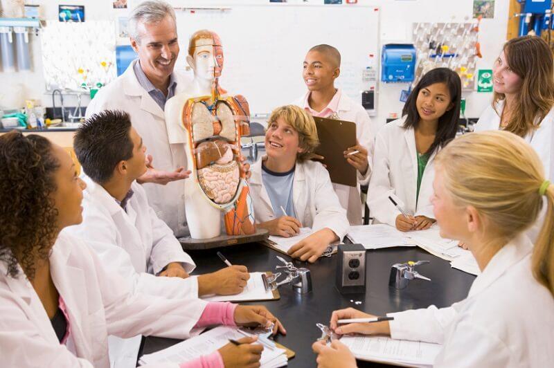 Học cách dạy Khoa học bằng tiếng Anh easy