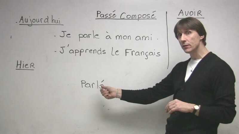 IB French teacher good