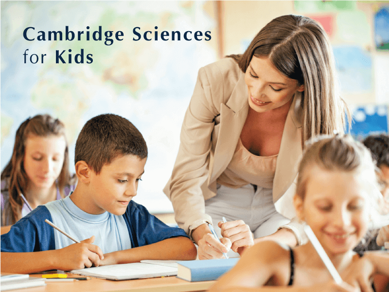 Cambridge Sciences for Kids